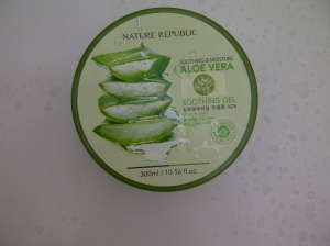 Aloe Vera Shooting Gel by Nature Republic